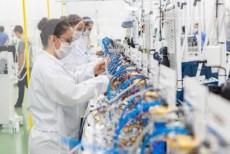 Santa Catarina registra crescimento de 9% na produção industrial em junho