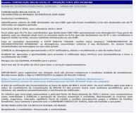 Receita Federal alerta sobre divergências na operação 'Fonte Não Pagadora'