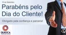 Dia do Cliente é comemorado anualmente em 15 de setembro no Brasil